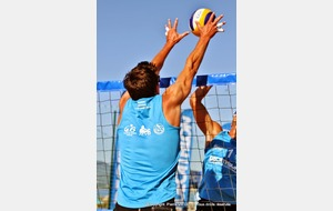 FORMATION ANIMATEUR BEACH VOLLEY